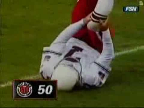 Bill Gramatica Celebration Fail