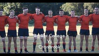 Barker College  Vs Cranbrook CAS RD 1 [49 - 0] 1st XV Highlights 2018