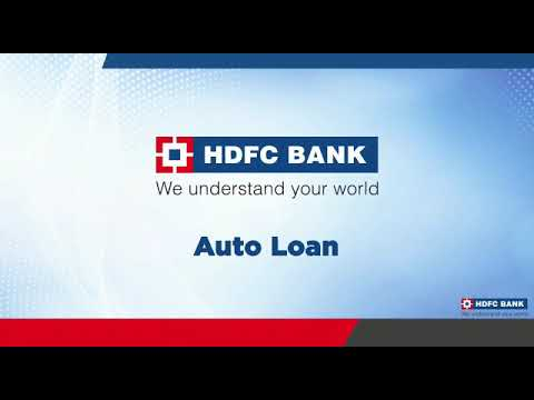 Csc Hdfc Auto Loan Apply Full Details Manual Youtube