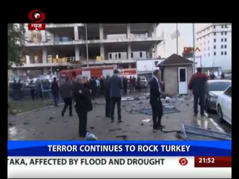 Turkey: Car bomb explodes outside courthouse in Izmir
