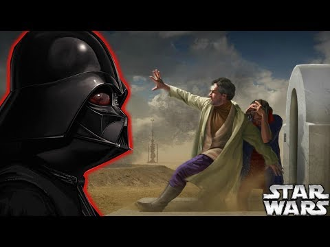 How Darth Vader DIRECTLY Ordered The Deaths of Owen and Beru - Star Wars Explained