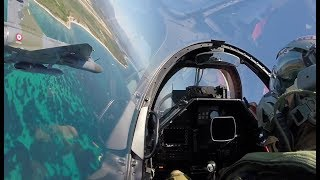 Couteau Delta Tactical Display - video for the upcoming Royal International Air Tattoo, Mirage 2000D