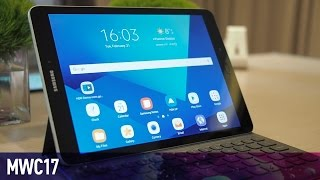 Samsung Galaxy Tab S3 hands on review