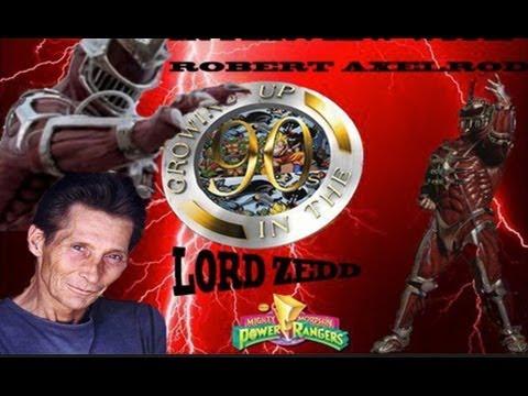 Robert Axelrod (Lord Zedd) Interview Pt 1