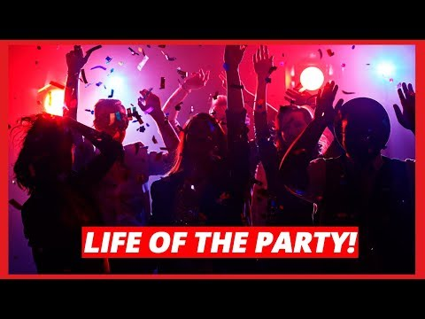 How To Become The Life Of The Party (Networking Secrets Revealed!)