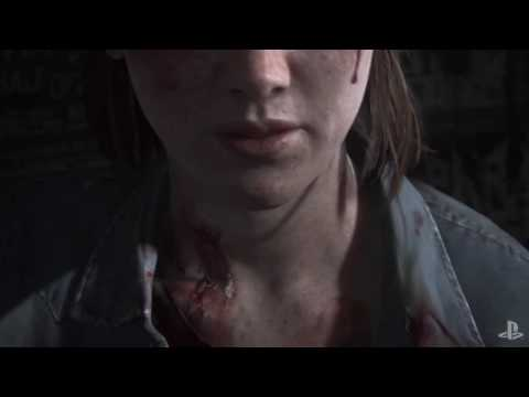 The Last of Us Part 2   PSX  Announcement Trailer Poster