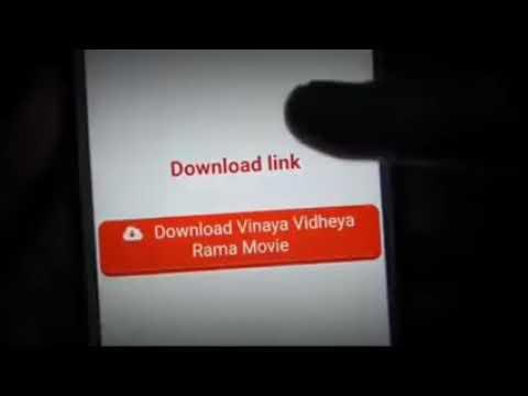Download How to Download Vinaya Vidheya Rama Full Movie in Hindi || Vinaya Vidheya Rama Movie Download 2020