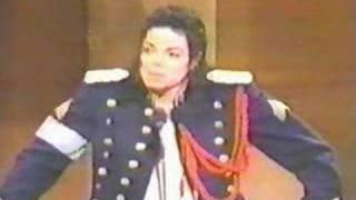 michael jackson at the 1994 naacp awards