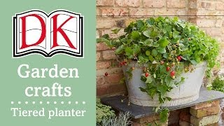 Garden Ideas: Tiered Planter