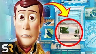 20 Toy Story Deleted Scenes That Could Have Changed Everything