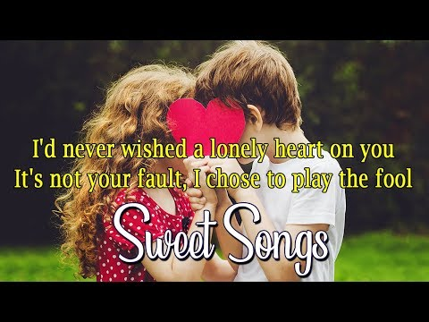 Best Romantic Love Songs With Lyrics 70s 80s 90s - Top 100 Classic Love Songs Lyrics Of All Time