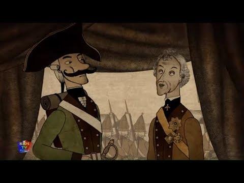 Про солдата   солдатская сказка   русские мультфильмы   развивающие видео   About A Soldier