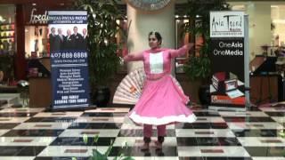 Indian Cultural Dance - Asian Cultural Festival 2014
