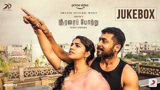 Soorarai Pottru – Jukebox | Suriya, Aparna | G.V. Prakash Kumar | Sudha Kongara