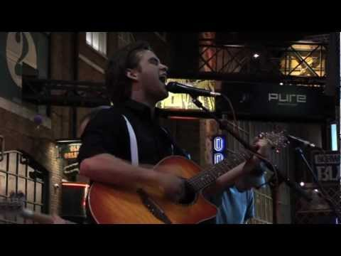 BOB DEAN // PRINTWORKS BATTLE OF THE BANDS // LIVE PERFORMANCE