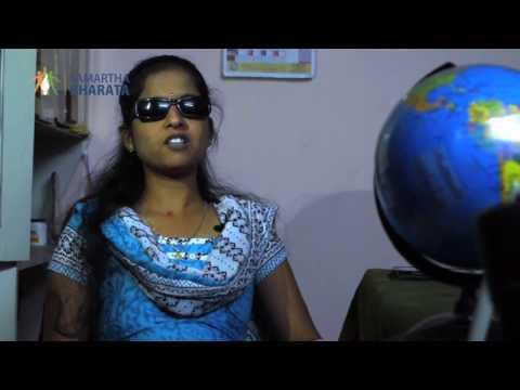 "Ashwini Angadi, UN Awardee & Founder of ""Belaku Academy"""