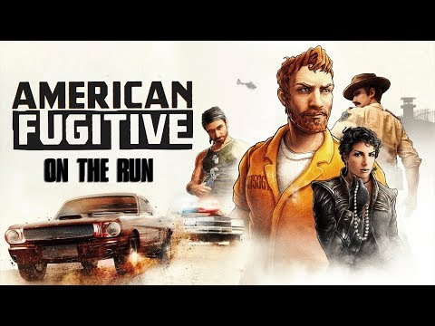 AMERICAN FUGITIVE, ON THE RUN! (PC GAMEPLAY) |