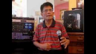 CEMBURU - Lagu P.Ramlee nyanyian Zamhari Materang
