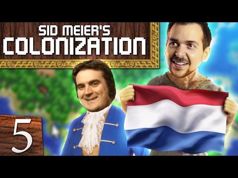 Colonization #5 - Dutch Front
