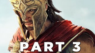 ASSASSIN'S CREED ODYSSEY Walkthrough Gameplay Part 3 - PENELOPE (AC Odyssey)