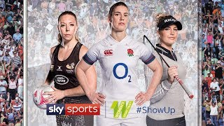 #ShowUp | Sky Sports x Women's Sport Trust