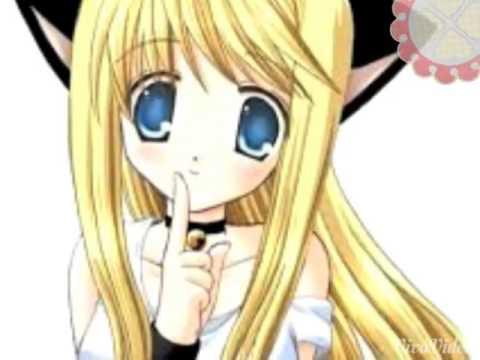 аниме картинки девочек с ушками