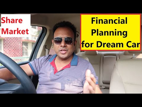 SHARE MARKET JOURNEY FOR YOUR DREAM CAR