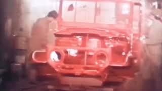 Документальный фильм о производстве Land Cruiser 40