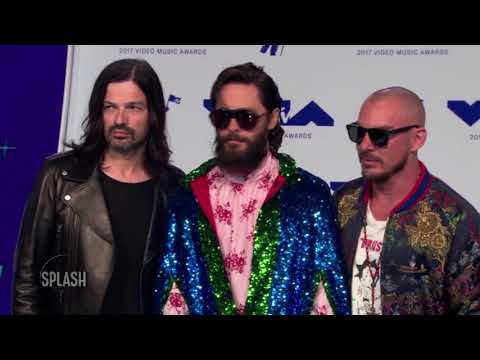 Thirty Seconds to Mars built secret studio to avoid hackers | Daily Celebrity News | Splash TV