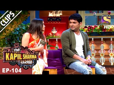 Sarla's  IT Factor On The Kapil Sharma Show -  The Kapil Sharma Show - 7th May, 2017