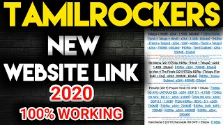 tamilrockers website new link 2020 in tamil||tamilrockers new link||#onlinefactstamil