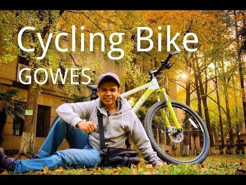 Bersepeda - Cycling in Wuhan | BATTLE & GIANT BIKE