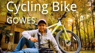 GOWES - Cycling in Wuhan   BATTLE & GIANT BIKE