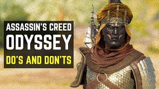 Assassin's Creed Odyssey - Do's and Don'ts
