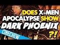 Does X-Men Apocalypse Show Dark Phoenix?!