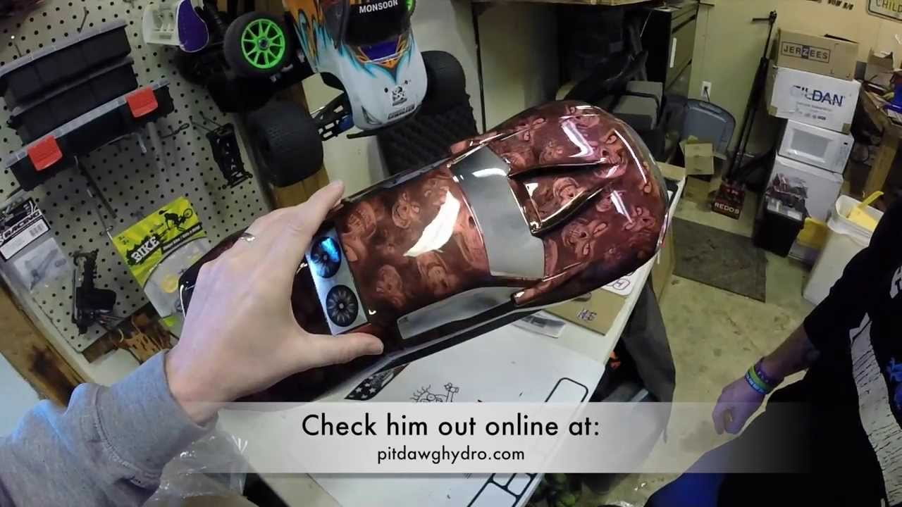 Real Honest Review Pit Dawg Hydro Dipped Body Not Paid