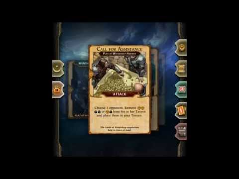 iOS Overview: Lords of Waterdeep Undermountain