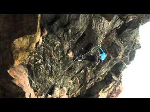 Crescendo 8a+ - Orchestra Cave