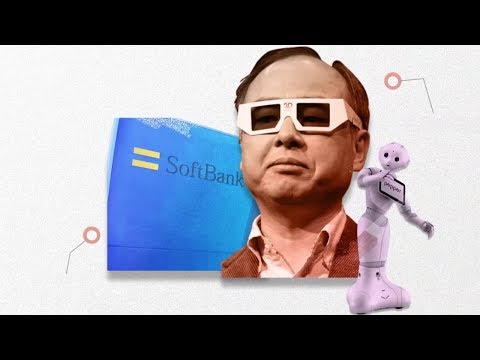 The crazy world of Masayoshi Son