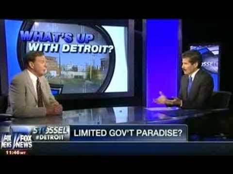 Stossel - What's Up With Detroit?
