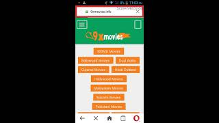 How to download movie of 9xmovie