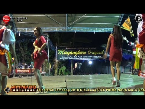 MAYANGKORO ORIGINAL Lagu Juragan Empang Voc Reni & Alfa Live Perak Jombang 2018