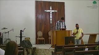 Culto Manhã  - Domingo 08/11/20 - Kaio Costa