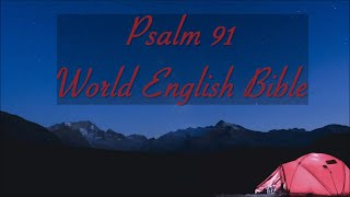 He Will Deliver You - Psalm 91 Lyric Video - Lord Sycamore (Song, 2020)