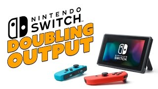 Nintendo Switch DOUBLING Output! - The Know Game News