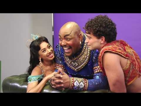 ALADDIN London: Introducing our new Aladdin!