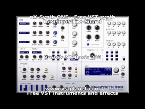 nx synth one