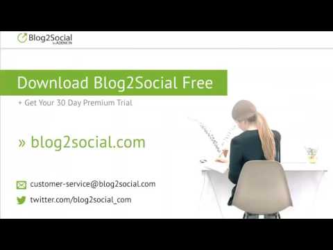 Social Media Auto Poster and Scheduler: How to Automatically Schedule Your Social Media