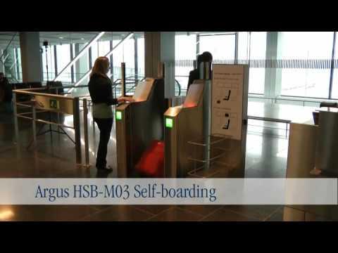 Argus HSB M03 Self Boarding Gate2