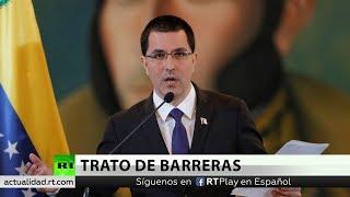 Venezuela alerta de que EE.UU. busca una intervención al invocar el TIAR
